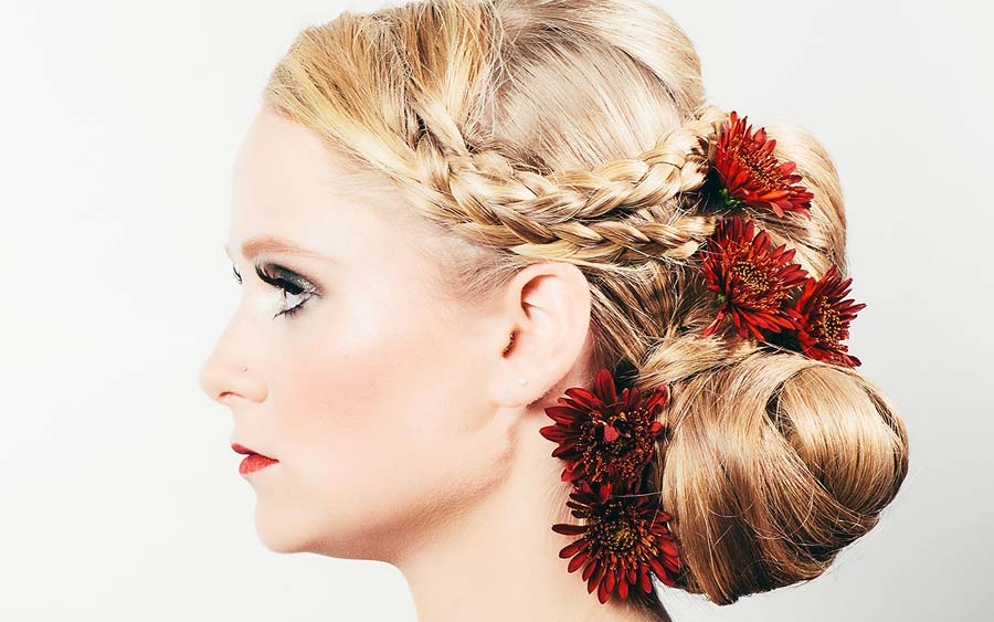 Advanced Hairstyling Course Face Agency Adelaide
