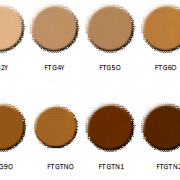 Atelier Gel Foundation Palette