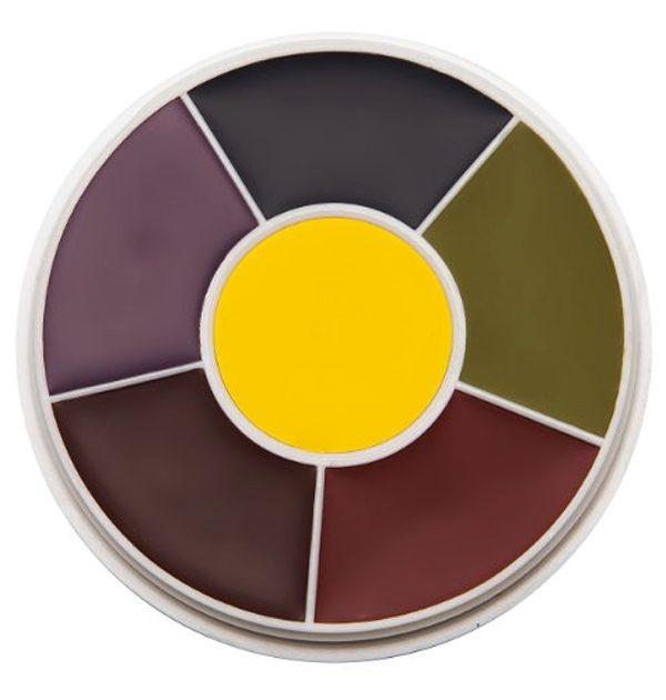 Ben Nye Bruise Wheel 6 Face Agency Online Store Australia