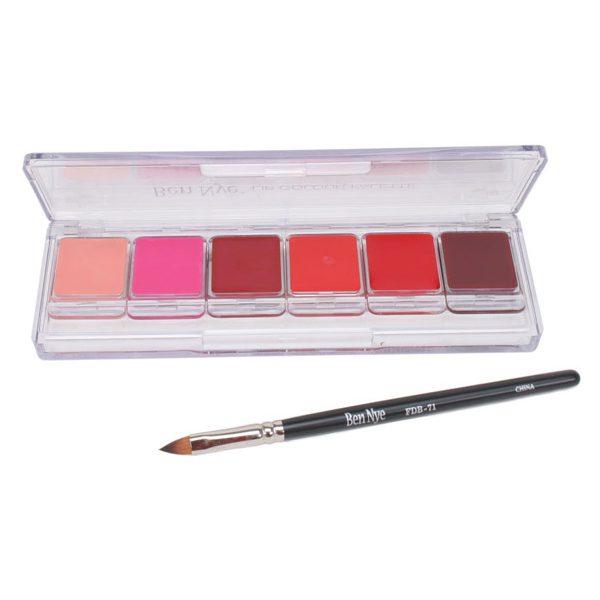 Ben Nye Lip Colour Palette Fashion LSP2