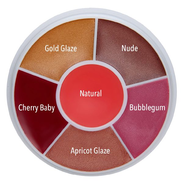 Ben Nye Lip Gloss Wheel
