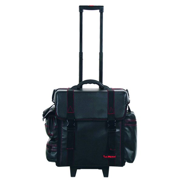 Tas Merah TM-1-4 Makeup Soft Case
