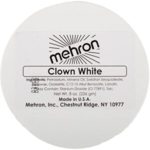 Mehron Clown White