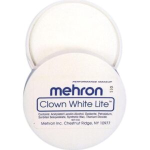 Mehron Clown White Lite